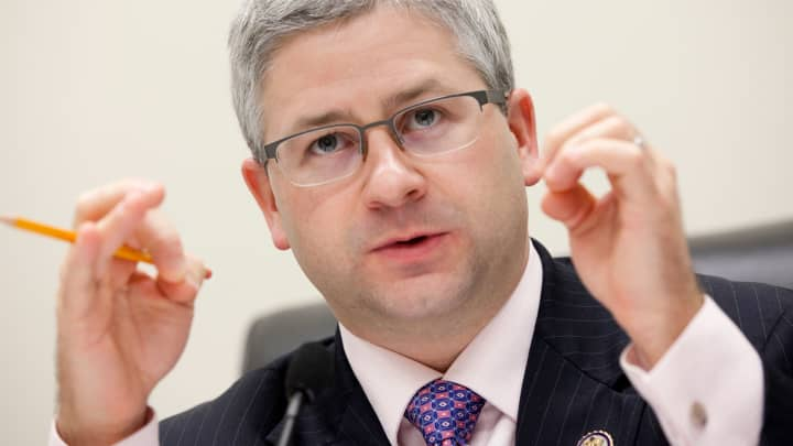 Rep. Patrick McHenry on Fed independence, whether Trump can fire Powell