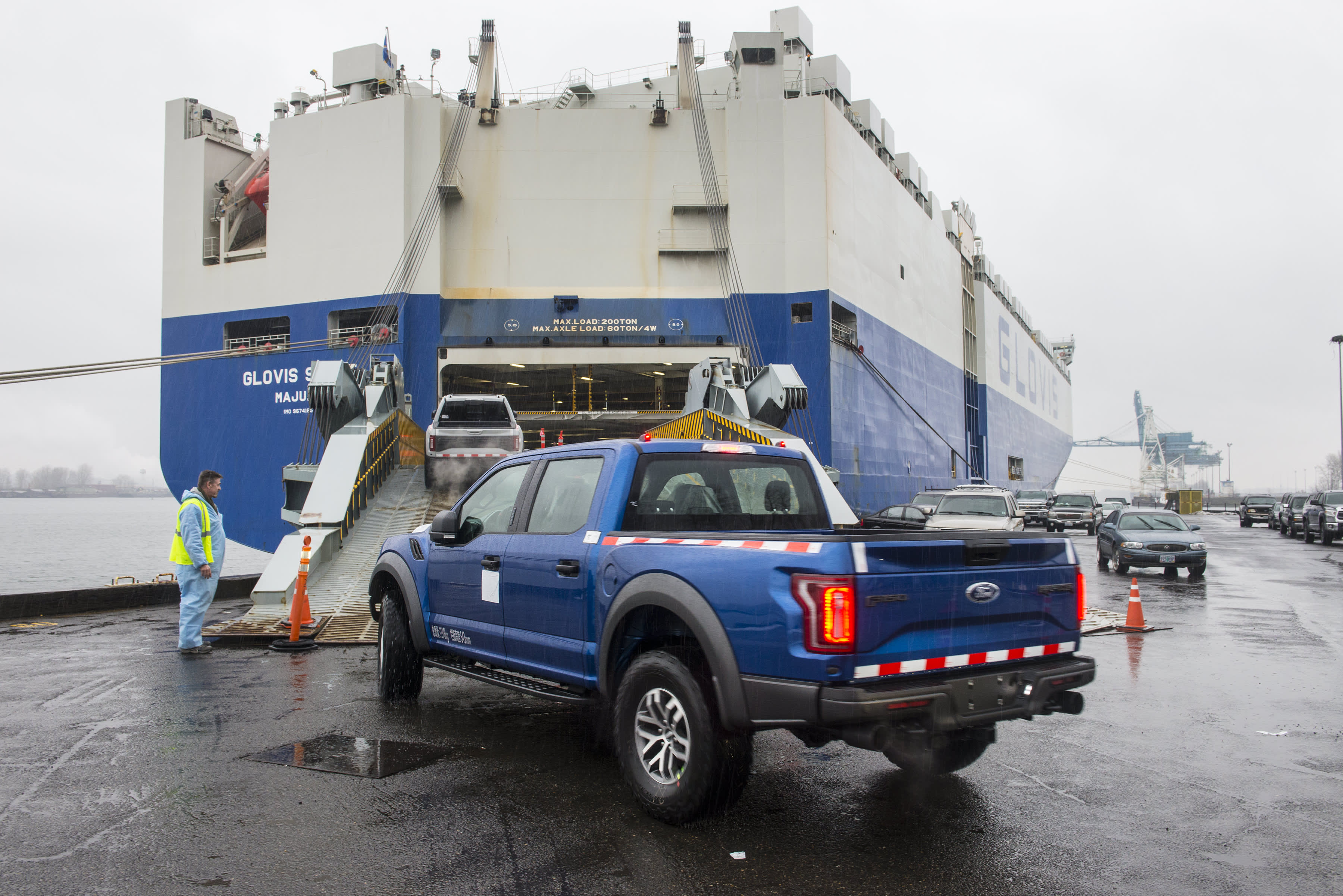 China is pickup country ford says yes biocorpaavc Gallery