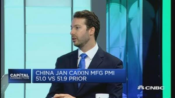 Chinese economy stabilizing: Expert