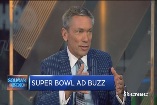 BBDO to offer first live Super Bowl ad: CEO