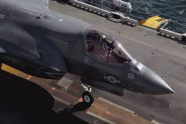 Lockheed to unveil $8.5 billion F-35 contract