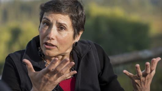 Erica Groshen, commissioner at the U.S. Bureau of Labor Statistics