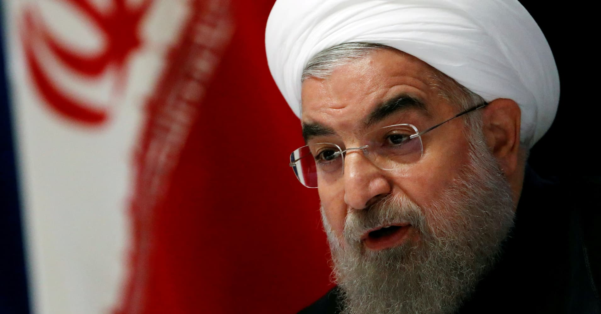 Iran's president said the U.S. had failed to undermine a nuclear deal between Tehran and major powers, state television reported.