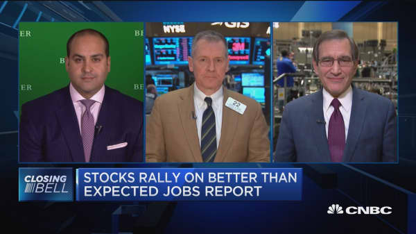Closing Bell Exchange: Financials need to lead the way