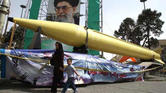 'Not much' of a nuclear deal after Iran tests missile