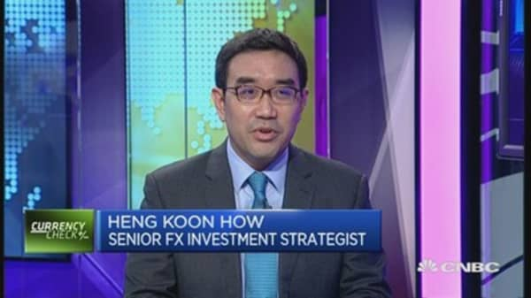 Strategist: Signs point to stronger dollar but...