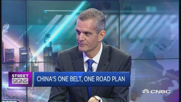 'One Belt, One Road' makes slow progress