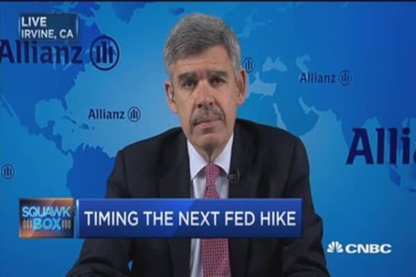 Jobs report delays Fed rate hike: El-Erian