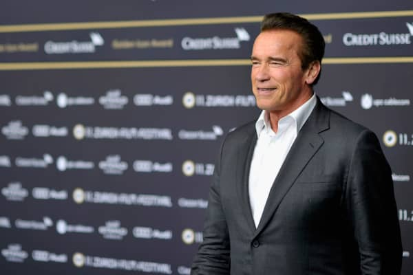 Actor Arnold Schwarzenegger made his first million off of real estate.