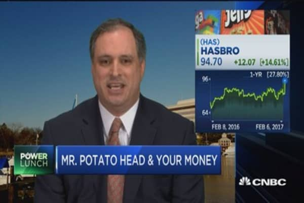 Analyst: Hasboro in the 'sweet spot' of their product cycle