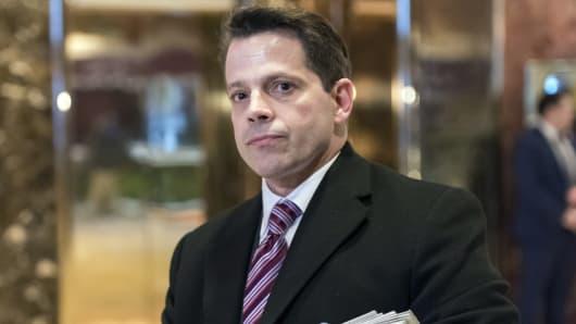SkyBridge Capital founder Anthony Scaramucci.