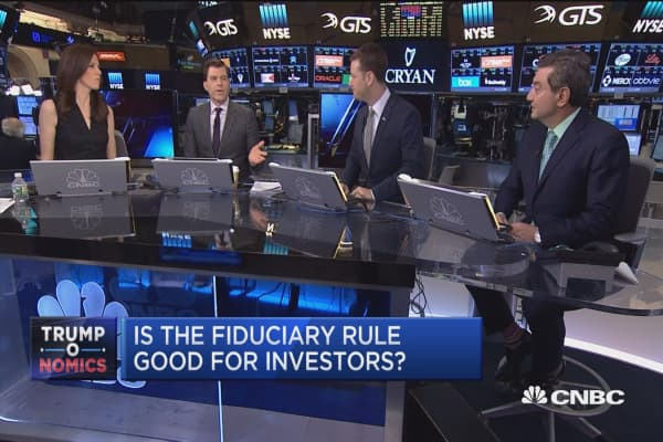 Is the fiduciary rule good for investors?