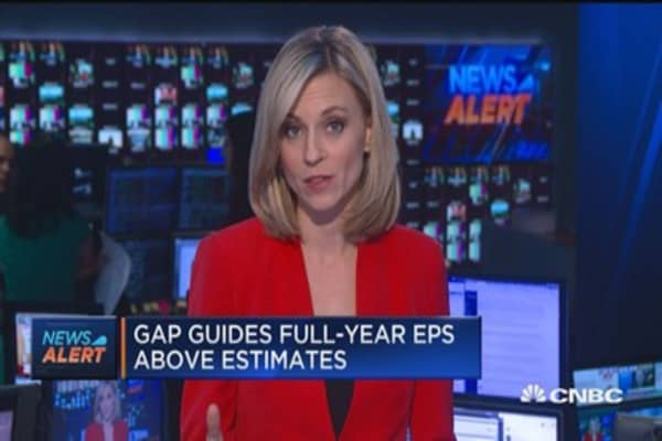 gap inc threats
