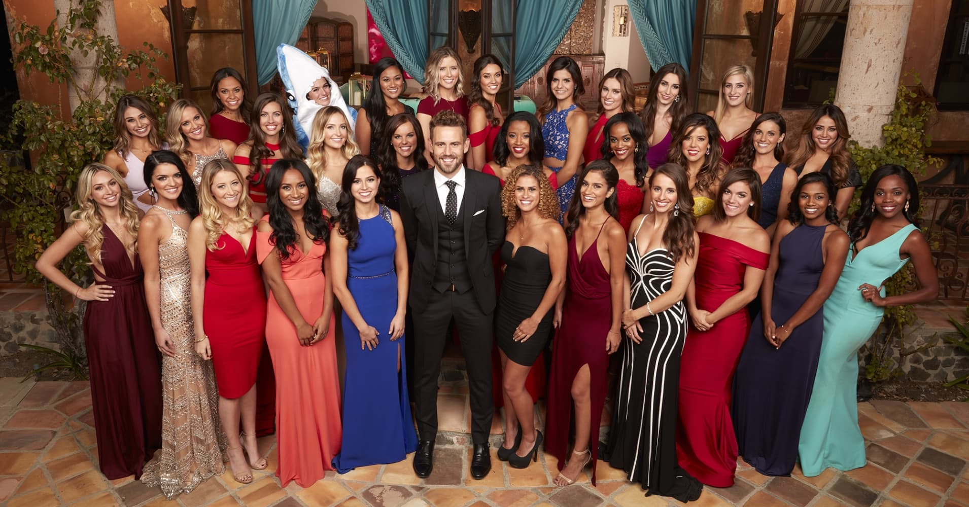 "Season 21 of ""The Bachelor"" on ABC."