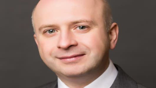 Nikolay Ivanov, chief financial officer, EVRAZ