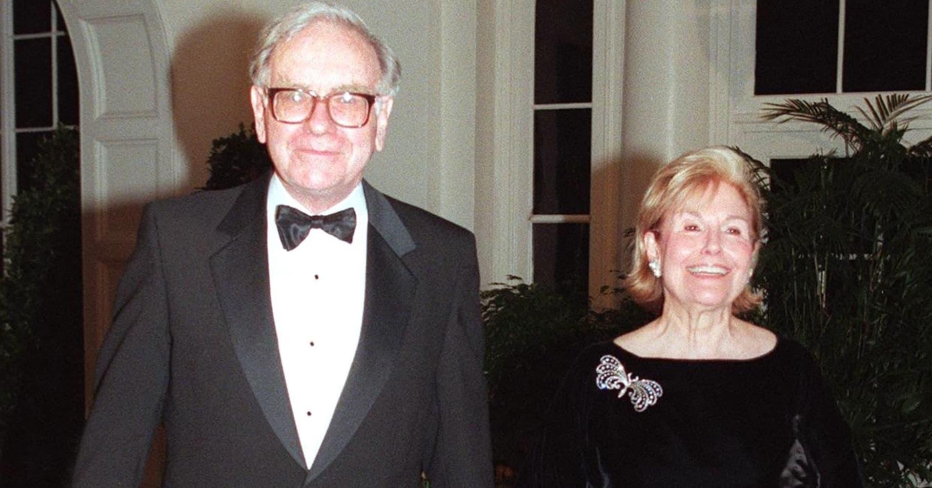 Warren Buffett and She...