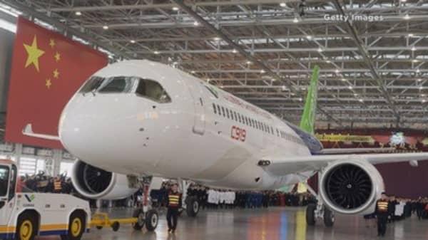 Chinese passenger plane set to take skies by July