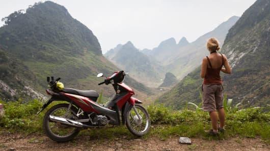 Meo Vac, Ha Giang, Vietnam