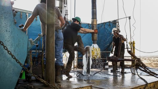 Some Oil Drillers Feel The Crunch As Well Costs Rise In