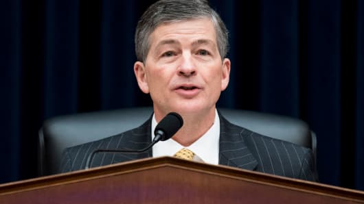 Chairman Jeb Hensarling, R-Texas