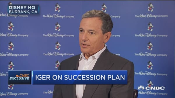 Disney CEO: Open to staying longer if in best interest of company