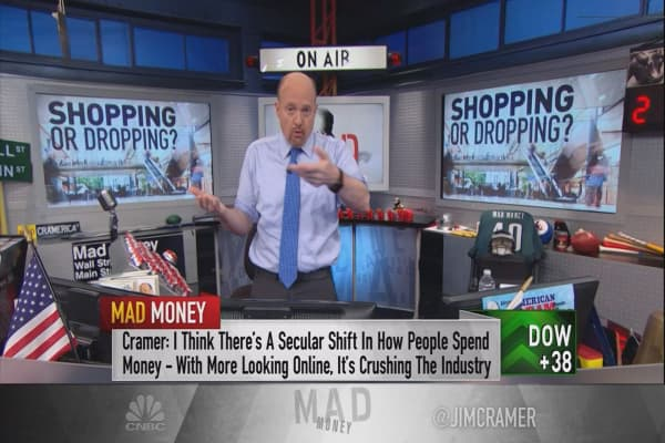 The shocking conference call that took Jim Cramer's breath away