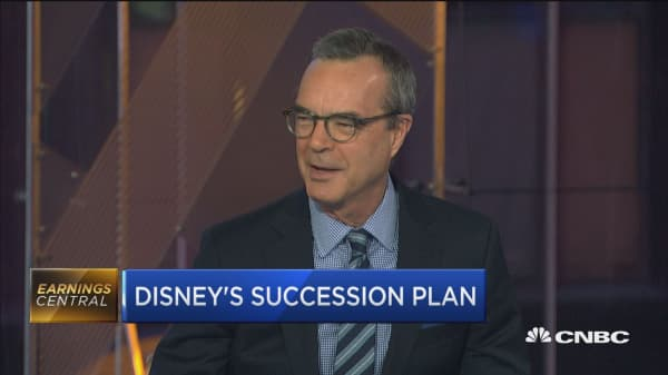 NYT's Jim Stewart: Disney's growing pains