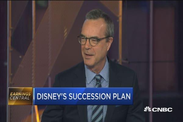 NYT's Jim Stewart: Disney's growing pains