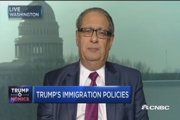 Immigration ban's cost to the economy outweighs security benefits: Fmr. US CTO