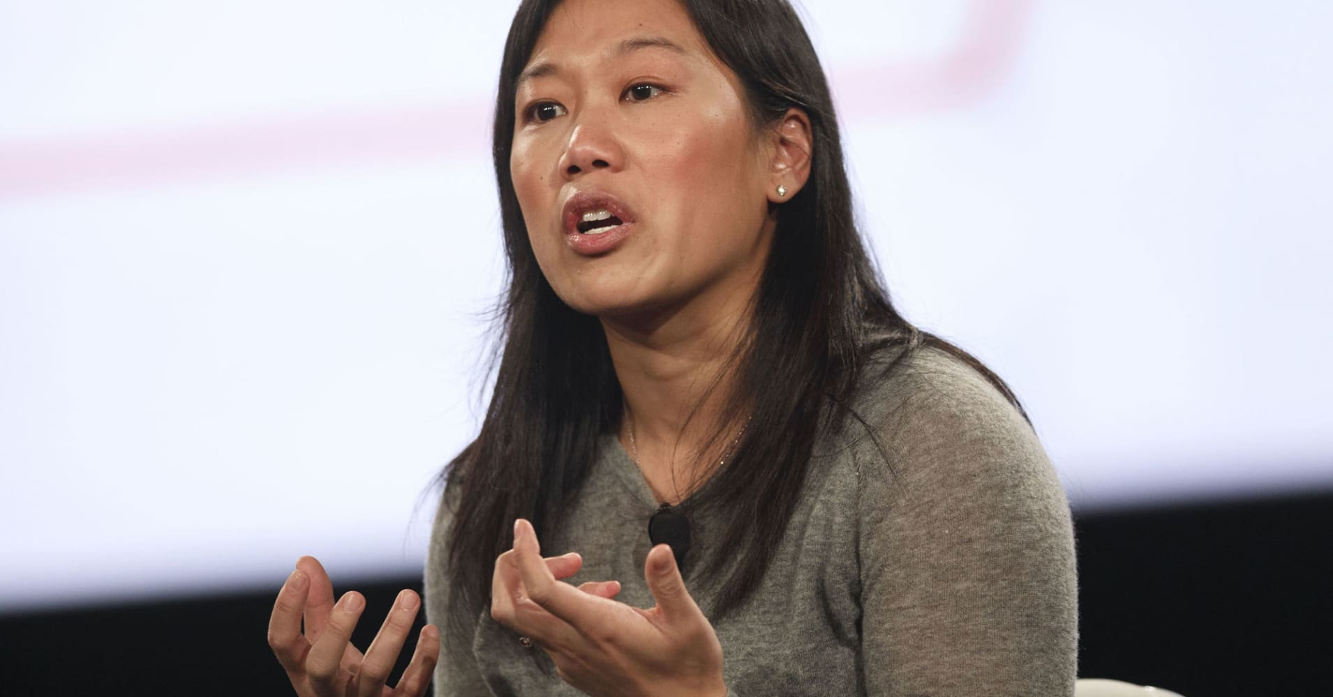 Priscilla Chan: 'Paying higher taxes is not a bad thing'