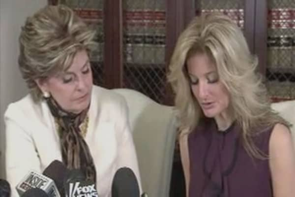 Trump accuser pursues defamation suit