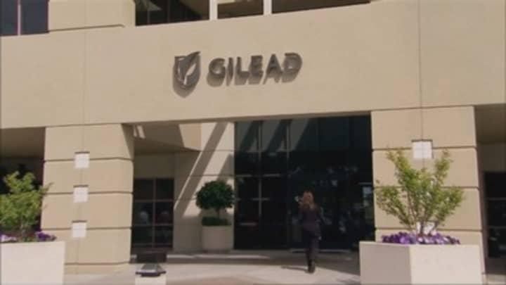 Gilead stock slips on soft hepatitis C sales forecast
