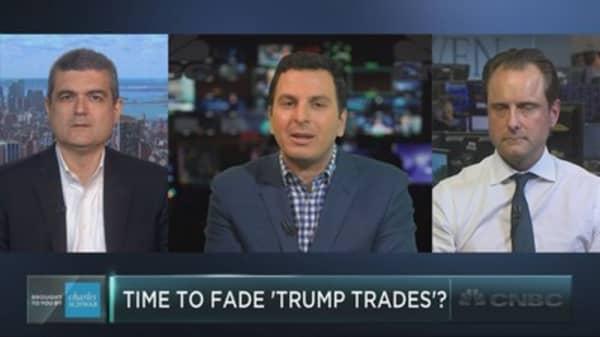 Time for investors to fade 'Trump trades'?