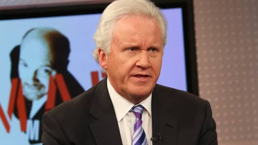 Jeff Immelt, former CEO of GE