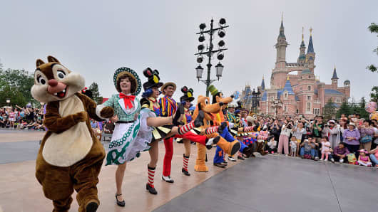Shanghai Disneyland opened with a bang and has welcomed about 7 million visitors since the park's opening in June 2016.