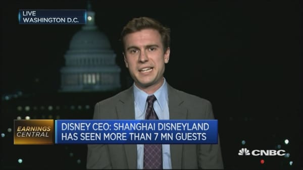 Will Disney be affected by US-China trade policy?