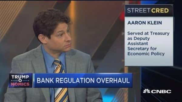 Dodd-Frank created too many regulators: Expert