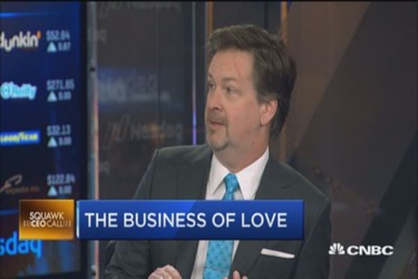 EHarmony CEO: Matching big data with big love