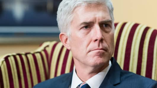 Supreme Court Judge Neil Gorsuch