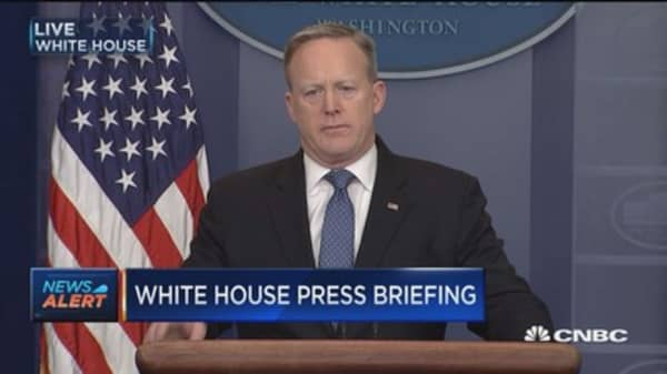 Spicer: We need fundamental, comprehensive tax reform