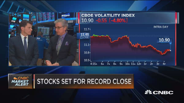 Pisani: Talk tax reform, market goes up