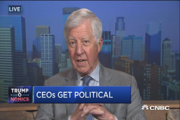 Pro: Risky for CEOs to take political stances