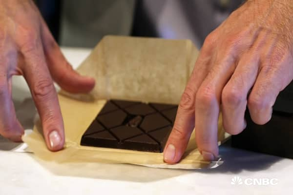 At $345 for less than 2 ounces, meet the world's most expensive chocolate
