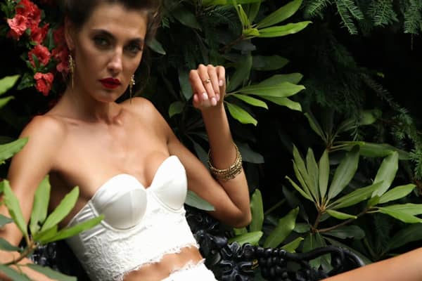 $9000 lingerie is the norm at this upscale intimate apparel company