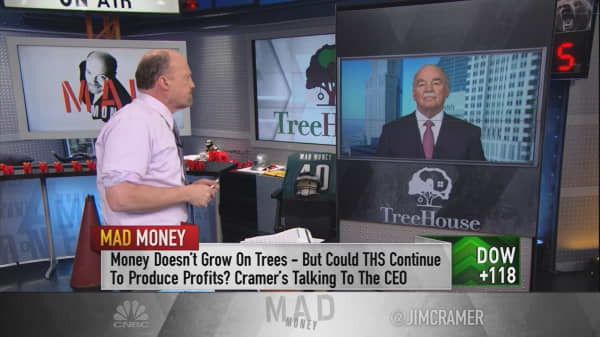 After surging 12% TreeHouse could be your next play on organic & natural food