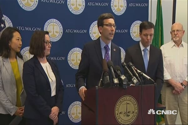 Washington AG reacts to 9th Circuit Court decision
