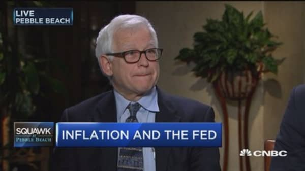 Henderson on the Fed: Inflation not a big concern