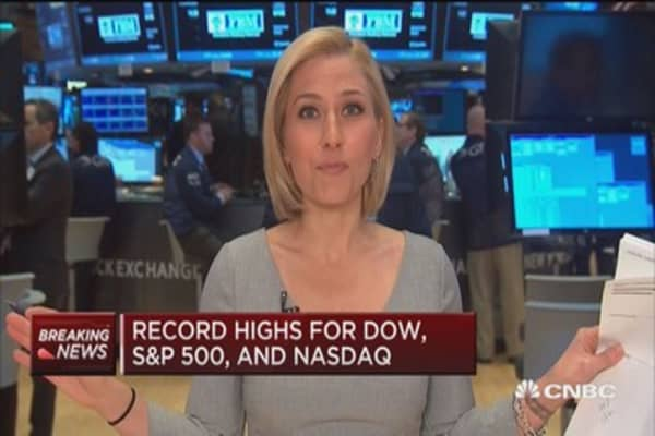 Record highs for Cow, S&P 500, and Nasdaq