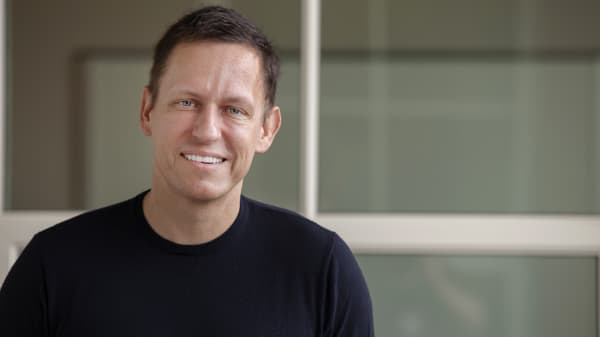 Peter Thiel wishes he could give his younger self this advice