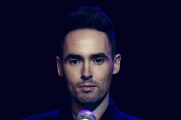 """Keith Cullen is a Dublin-born singer/songwriter whose debut single, """"Say Something,"""" recently hit the Billboard Dance charts."""
